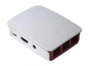 Raspberry Pi 3 Model B用ケースの画像