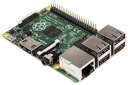 Raspberry Pi Model B+の画像