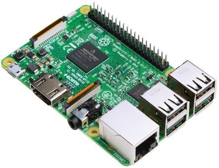 Raspberry Pi 3 Model Bの画像
